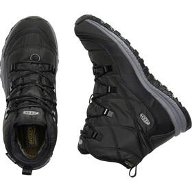 Keen Terradora Ankle WP Shoes Women black/steel grey